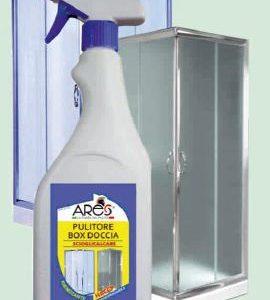 Pulitore Box Doccia igienizzante ml750