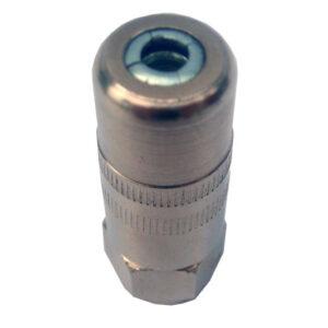 Testina per ingrassatore standard punta 4 Griffe 10×1 F